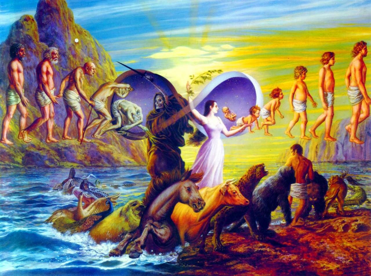 Картинки начало человечества