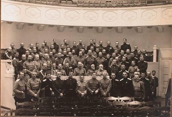 Из истории штурманской службы ВВС России