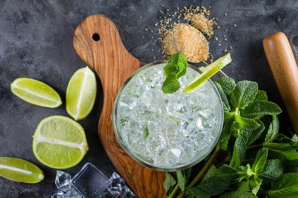 Быстрый мастер-класс: как приготовить классический мохито напитки