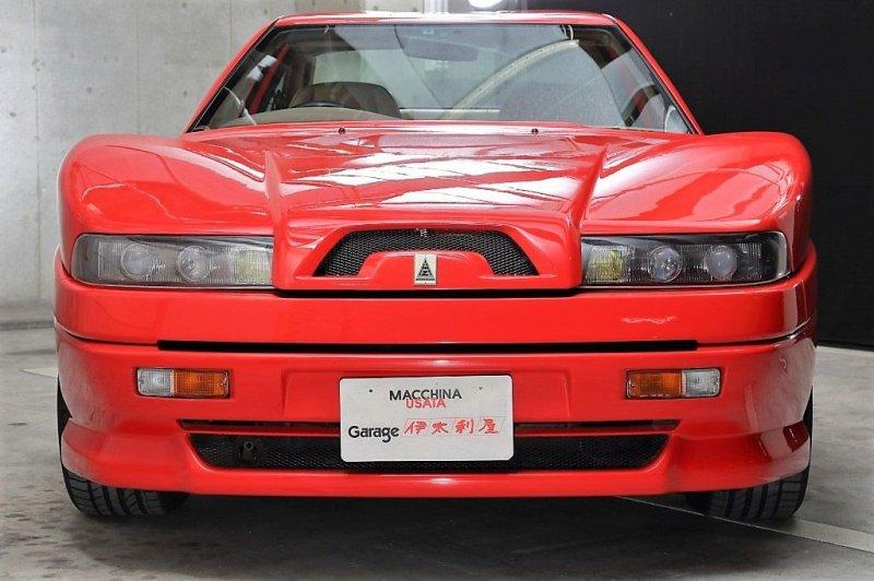 Взрыв мозга по имени Nissan Autech Zagato Stelvio