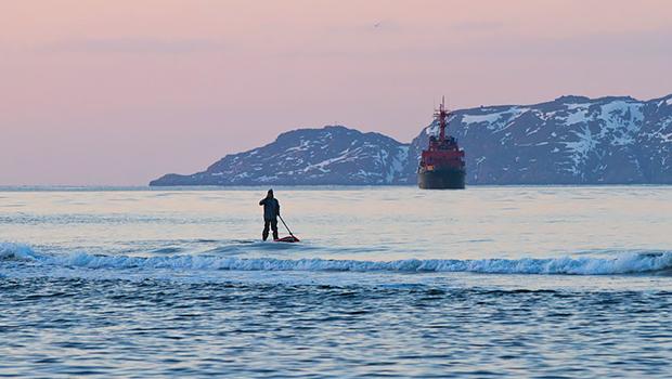 Россия «закрыла» Баренцево море для Норвегии