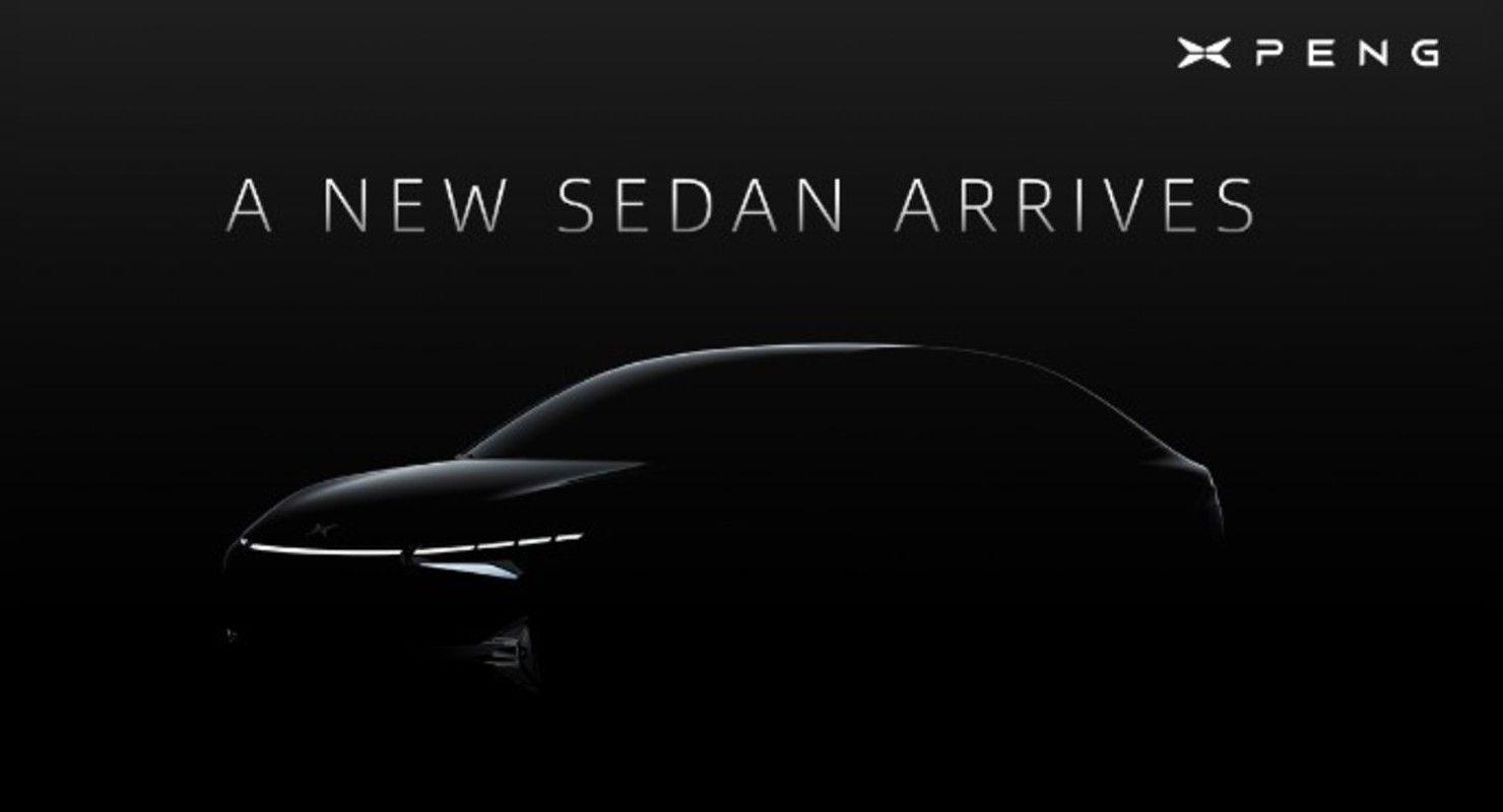 XPeng объявляет о выходе нового седана, который будет оснащен LiDAR Автомобили