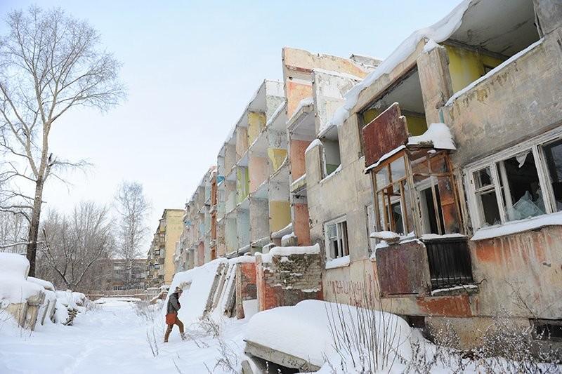 Города с провалами: как уходили под землю Березники и Соликамск пермский край, чрезвычайное происшествие