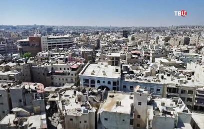 В Минобороны опровергли нанесение ударов по больнице в Алеппо