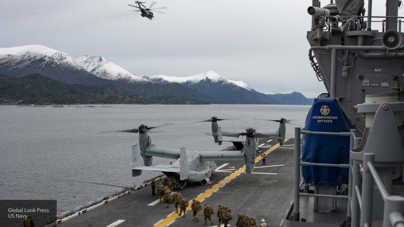 Премьер Норвегии призывает страны НАТО укреплять свои армии в страхе перед Россией