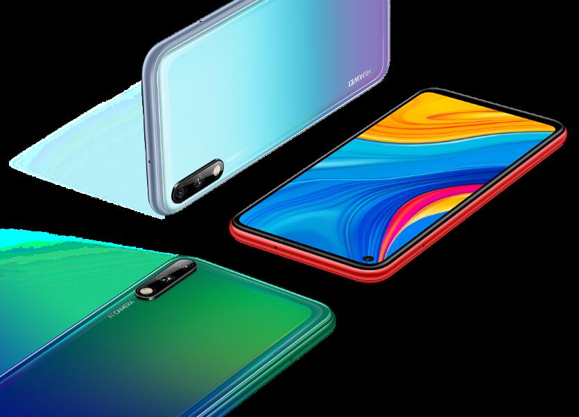 Huawei Enjoy 10: «дырявый» дисплей, двойная камера на 48 Мп, процессор Kirin 710F и ценник от $170