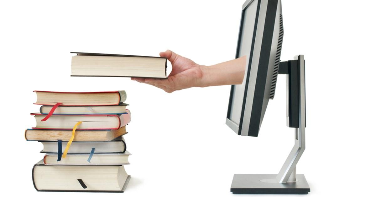 Книжная отрасль растет преимущественно за счет онлайн-продаж