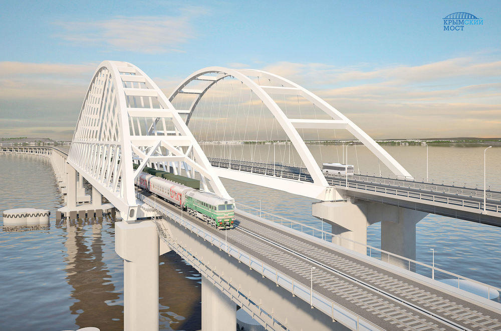 Значение Керченского моста для России и жителей бывшей Украины