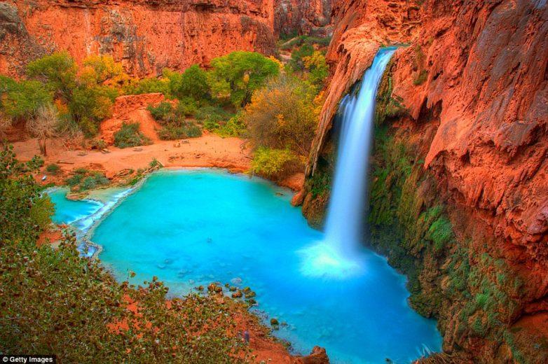 Самые красивые места в мире, еще не изгаженные туристами