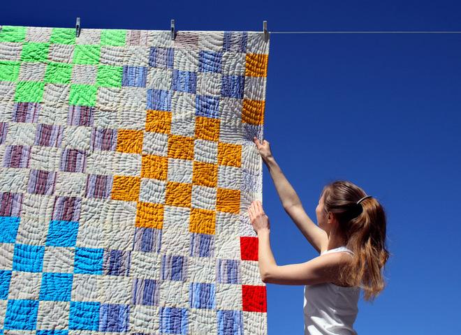 Как стирать одеяло из различных материалов
