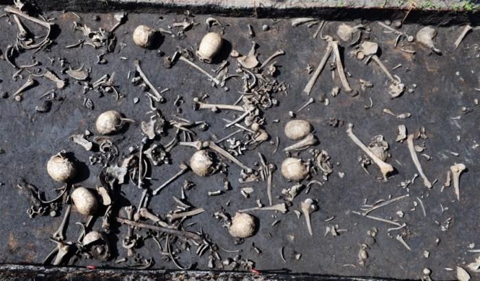 В Германии найдено огромное поле боя бронзового века