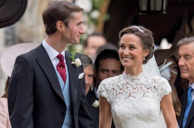 Пиппа Миддлтон и ее муж Джеймс Мэттьюз станут родителями во второй раз Звездные пары