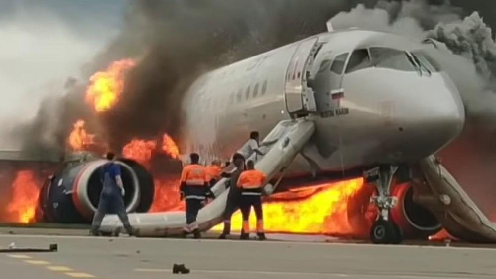 Летчик точно виноват