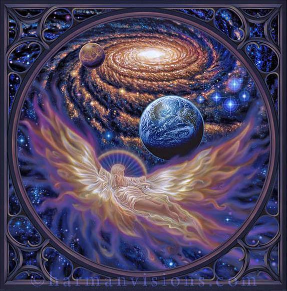 Часть I Центральная Вселенная и Сверхвселенные №4