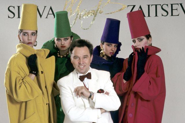 Вячеслав Зайцев и его модные коллекции