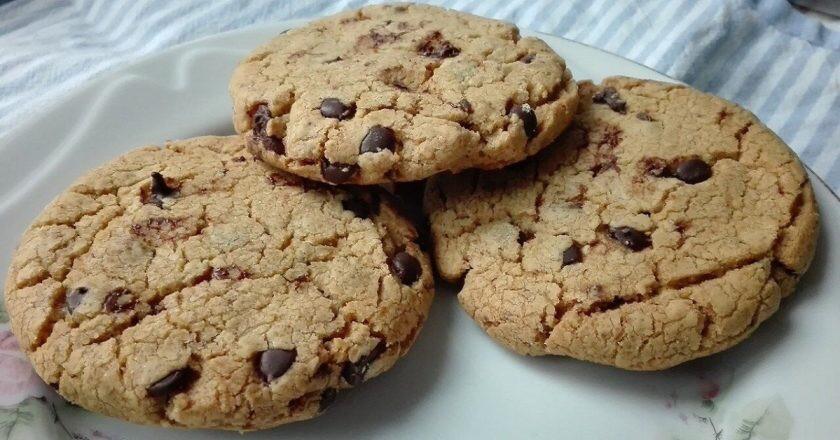 Божественно вкусное веганское печенье