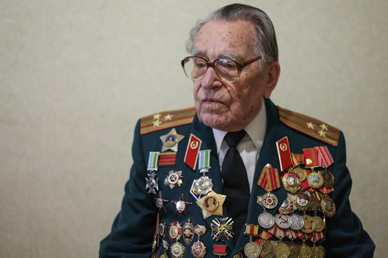 Герой Владимир Пруссаков: «Меня хоронили трижды»