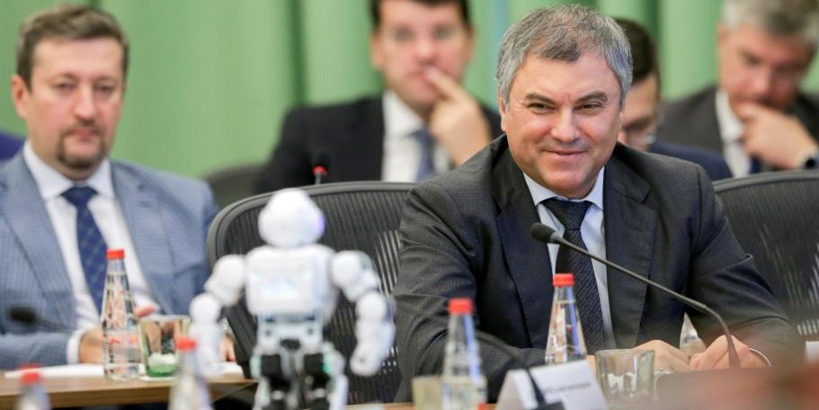 Закон об отношениях робота и человека может появиться через полгода