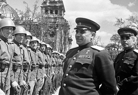 Николай Берзарин: что случилось с первым комендантом Берлина история