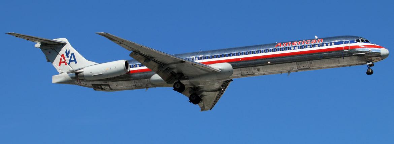American намерена вывести из эксплуатации MD-80 до 2019 года