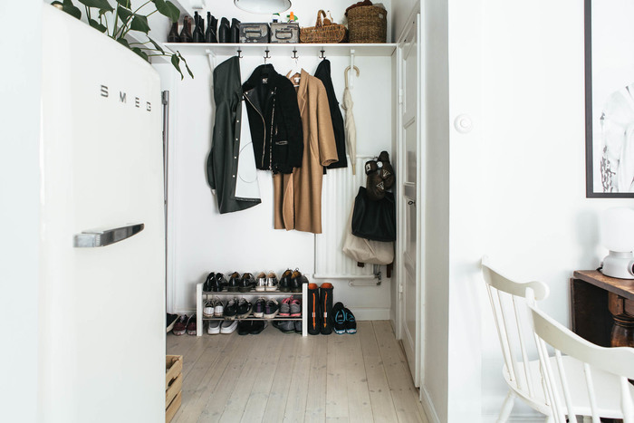 Уютная скандинавская квартирка 33 м²