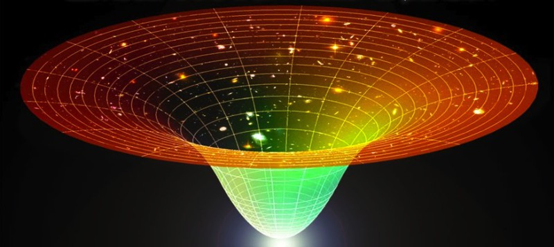 Удивительное о теории Большого взрыва