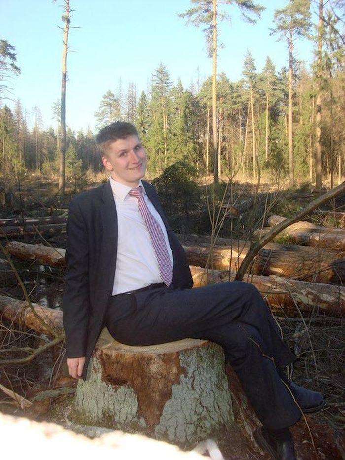 Максим Стеклов — типичное лицо российской маргинальной оппозиции