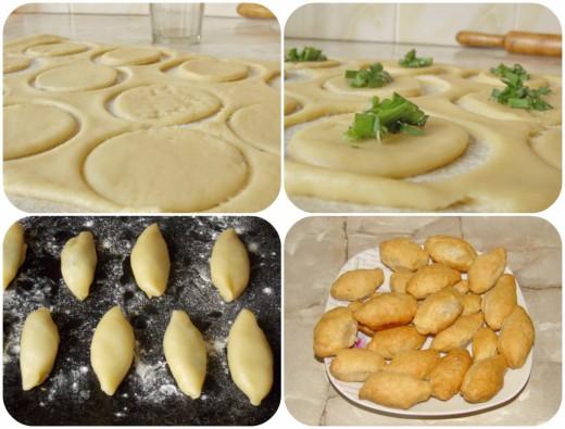 Как сделать тесто для рогаликов фото 456