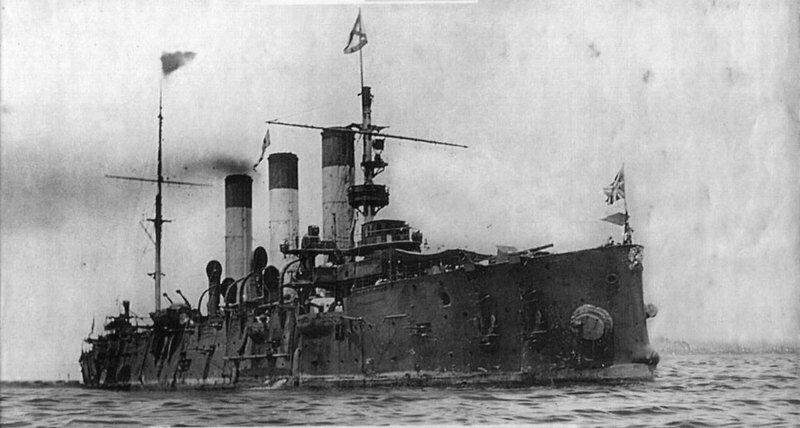 «Богини отечественного производства»: крейсеры типа «Диана»