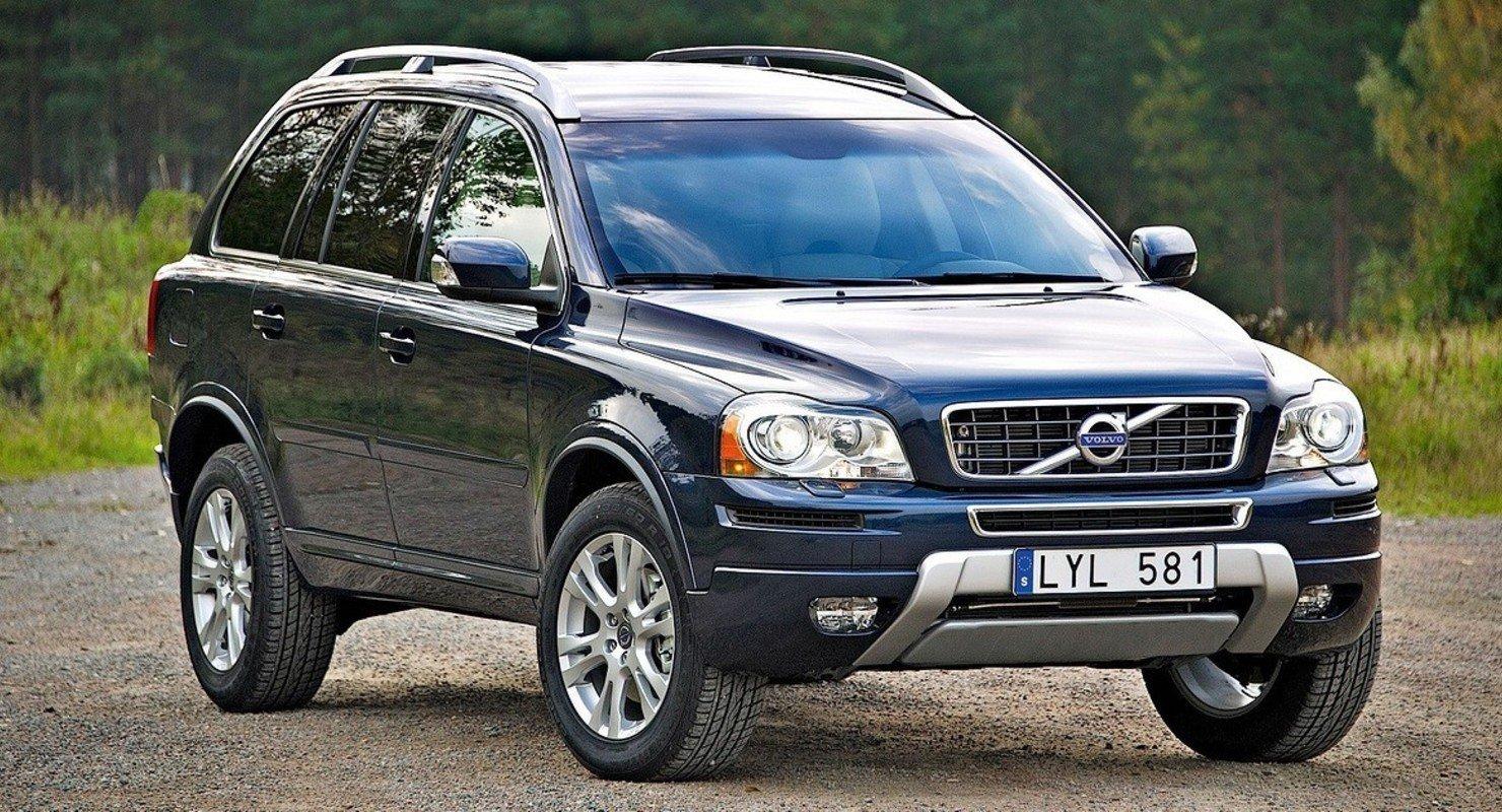 5 причин покупать и не покупать Volvo XC90 1-го поколения Автомобили