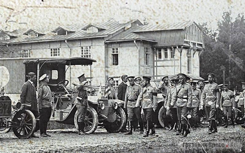 Почему военная медицина России не была готова к Первой мировой войне