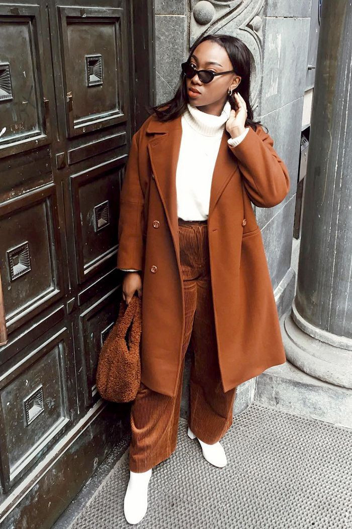 модные образы осень 2019