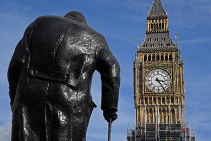 Российские олигархи в Лондон…