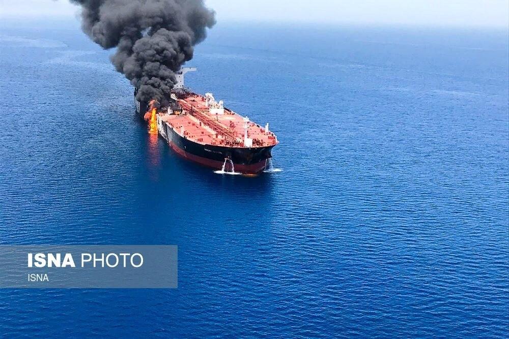 Американцы берут под контроль Оманский залив