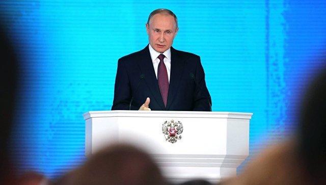 Германия в шоке от послания Путина
