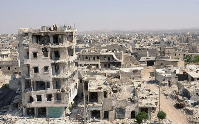 Guardian: «Оплачивать восстановление Сирии придется России»
