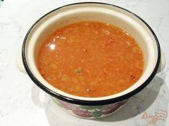«Харчо из курицы» - приготовления блюда - шаг 6