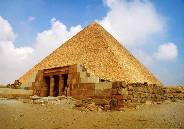 Мифы и реальные факты Великой Пирамид