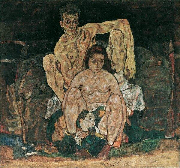 Семья, 1918