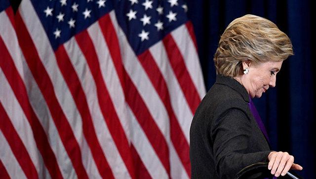 Хиллари Клинтон высмеяла сообщения Трампа в Twitter