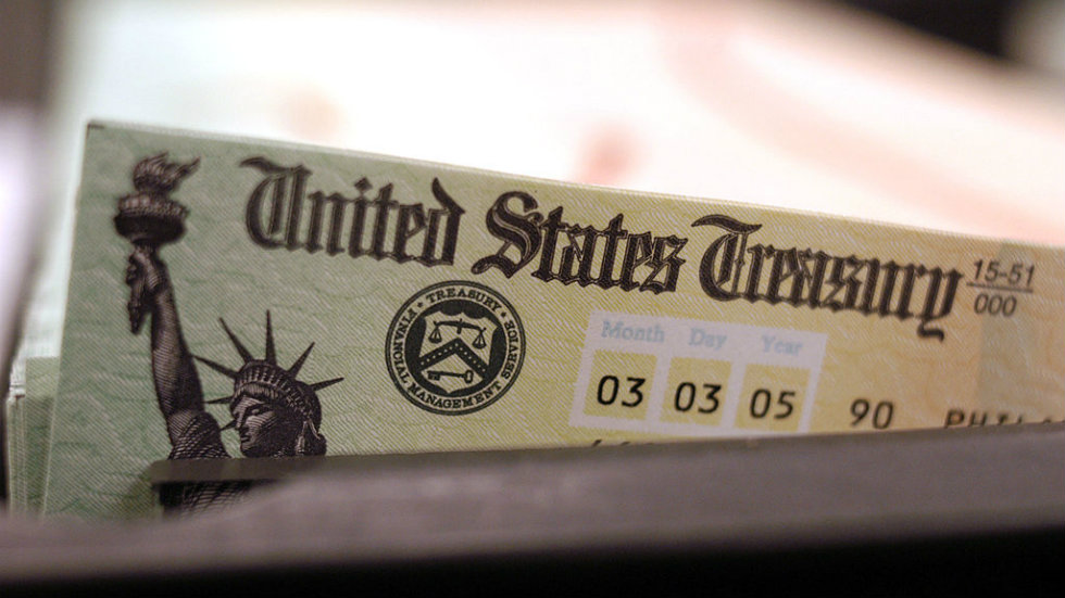 Россия сократила вложения в казначейские обязательства США