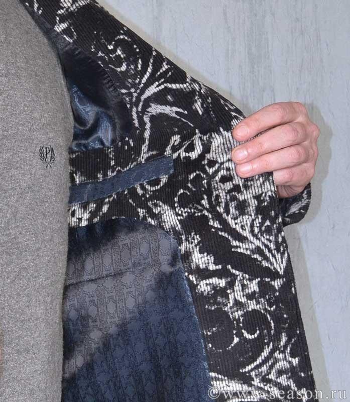 ШЬЕМ, ШЬЁМ, ШЬЁМ... Внутренний карман мужского пиджака