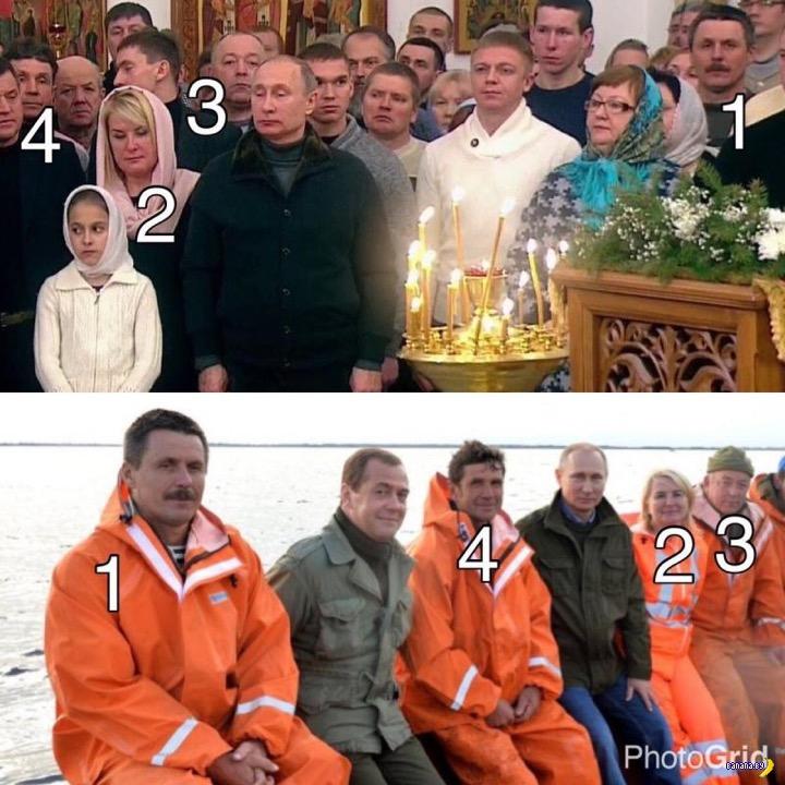Разоблачение разоблачения Путина