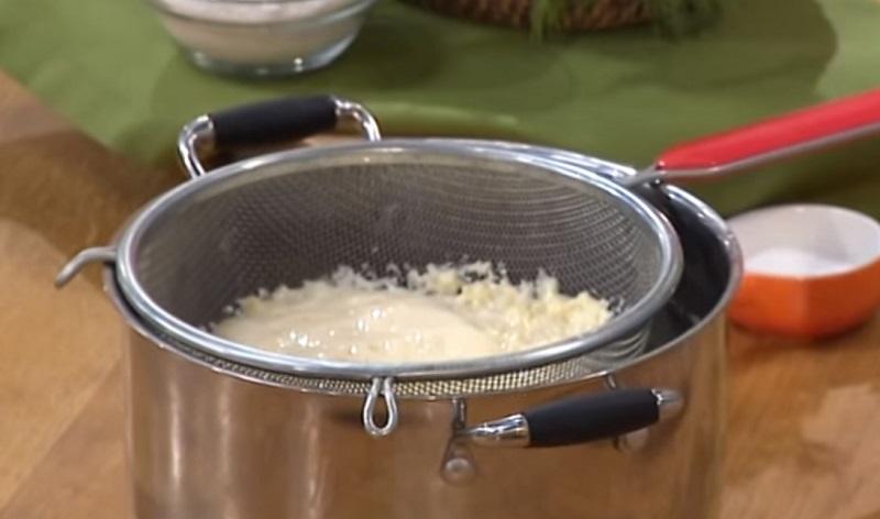 Идеальный домашний сыр «Чечил» (косичка)