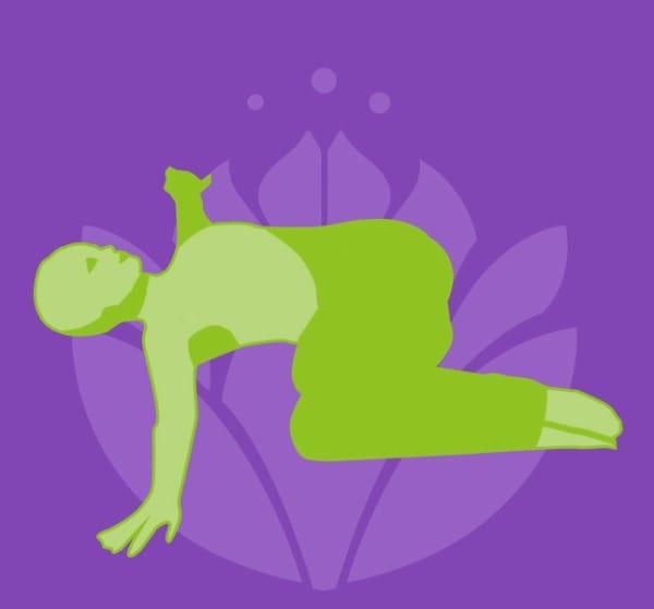 йога фото