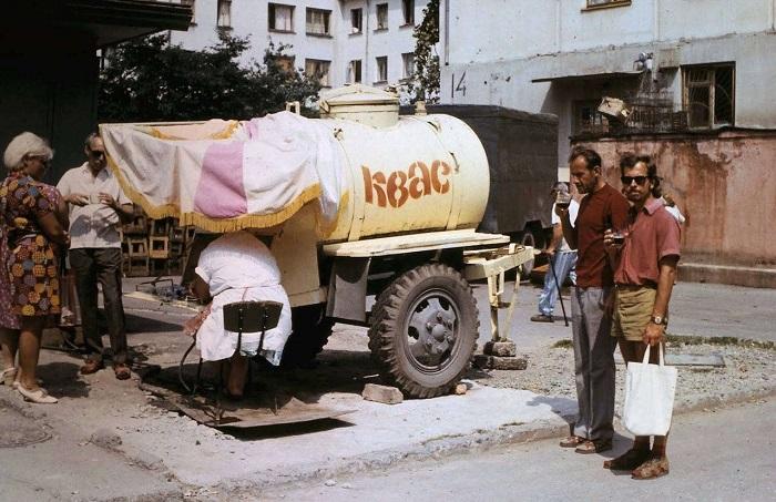 Закат СССР: 15 уникальных фотографий о том, как жили люди в 1980-х