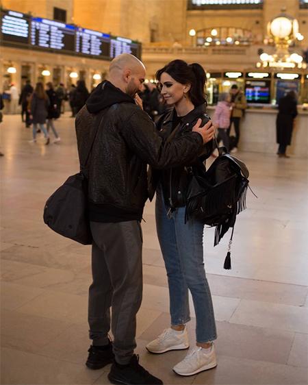 Зара спровоцировала слухи о романе с бойцом из команды Конора Макгрегора: первое фото Звезды,Звездные пары