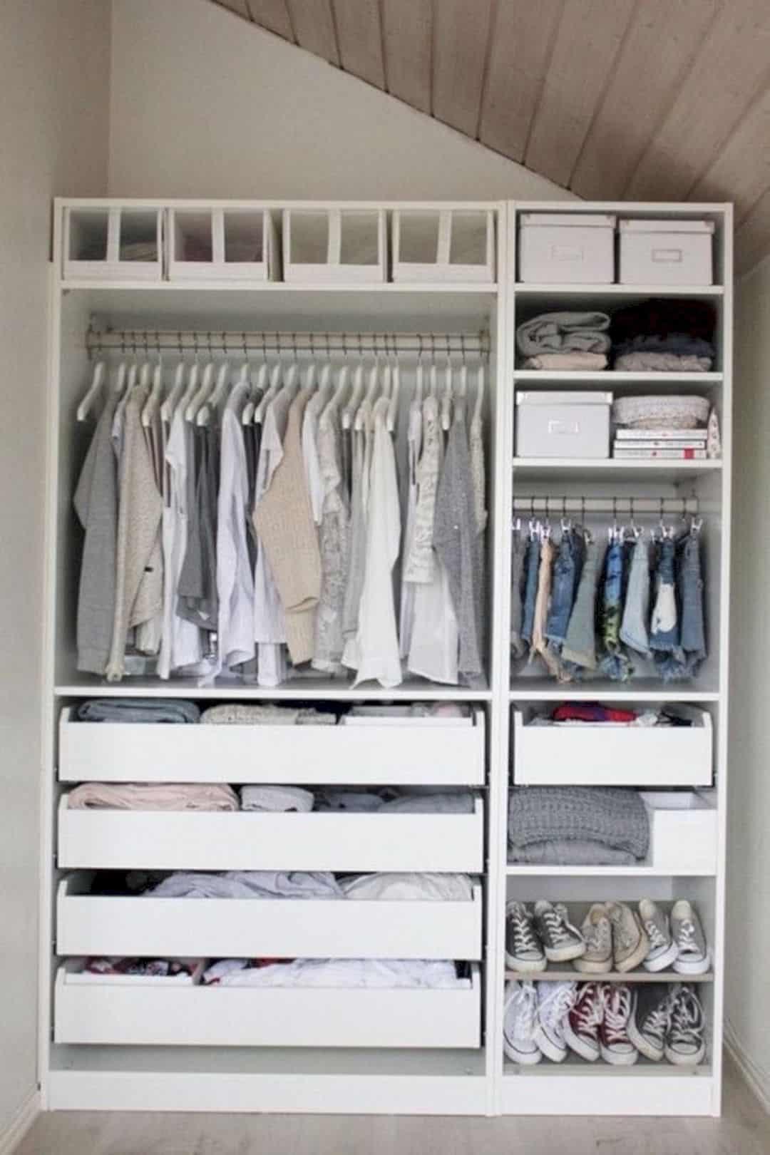Идеи хранения достойные внимания — это больше, чем обычный шкаф