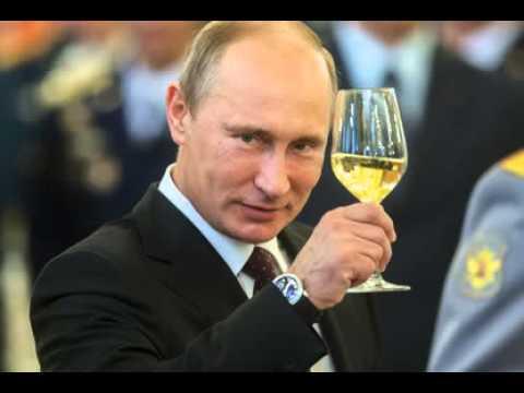 Донецк – С Днем Рождения, Президент РФ!