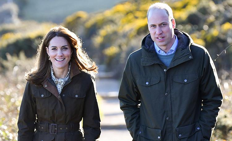 Принц Уильям и Кейт Миддлтон завели собственный YouTube-канал Монархи,Британские монархи